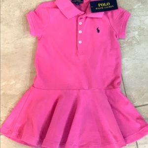 Polo Ralph Lauren Short-Sleeve Polo Dress